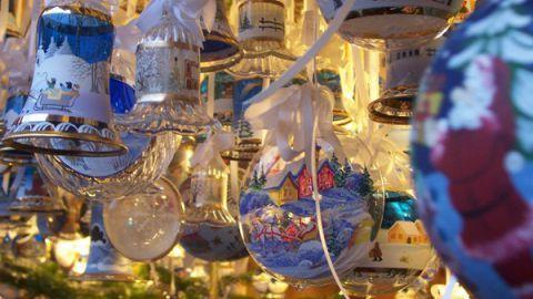 Marché de Noël aux Sables d'Olonne en Vendée