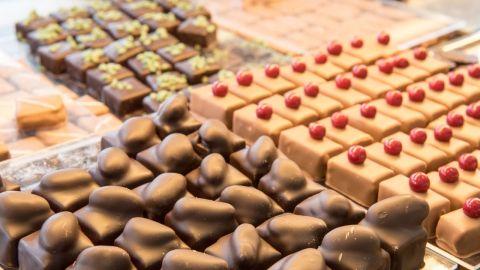 Chocolaterie Le Carré Gourmand - Les Sables d'Olonne - crédit photo Antoine-Martineau
