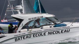Bateau Ecole Nicoleau aux Sables d'Olonne en Vendée