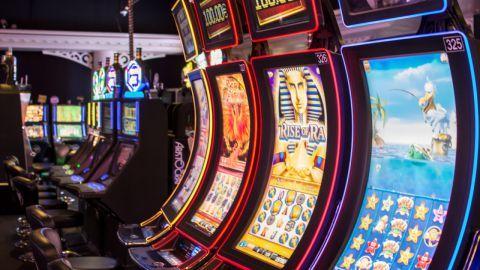 Machines à sous à Joa Casino des Pins