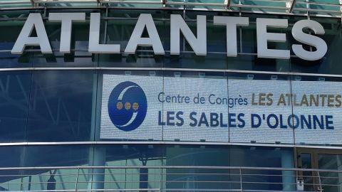 Ecran LED Les Atlantes Les Sables d'Olonne
