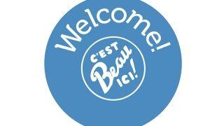 Welcome c'est beau ici