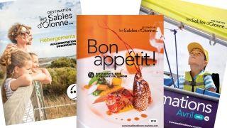 Brochures à télécharger