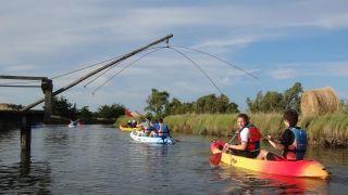 Base Kayak des Loirs