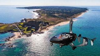 LucazAir - vol en autogire