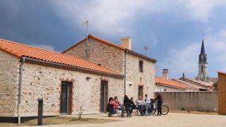 Maison de la Randonnée - Vairé - Jean-François Brossier