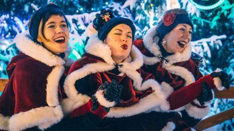 Magie de Noël aux Sables turkey_sisters