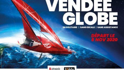 Vendée Globe 2020 Les Sables d'Olonne en Vendée